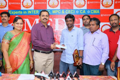 Sri Medha CMA-FINAL JUNE 2019