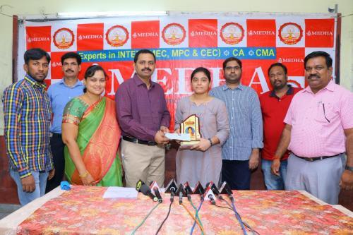 Sri Medha CMA-INTER JUNE 2019
