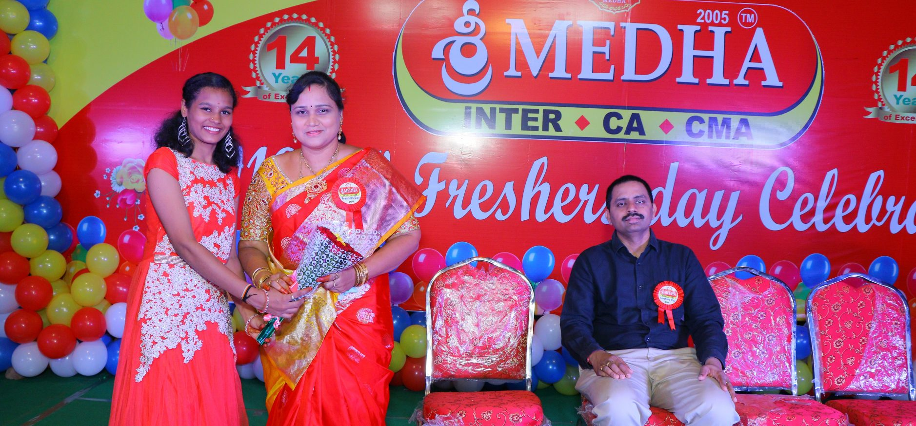 Srimedha Freshers Day Celebrations