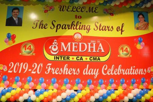 Sri Medha Freshers Day Photos 2019